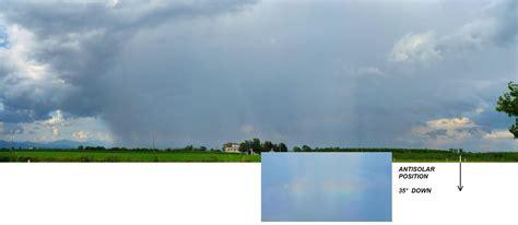 lauzacco pavia di udine arcobaleno da lauzacco