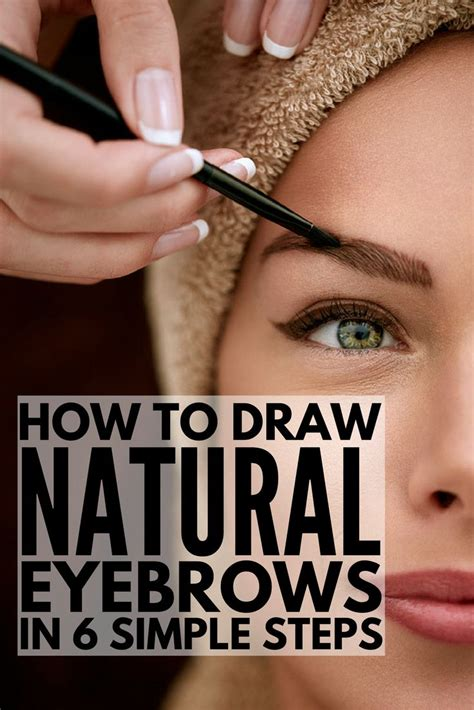 eyeliner tutorial for beginners pencil the 25 best drawing eyebrows ideas on pinterest