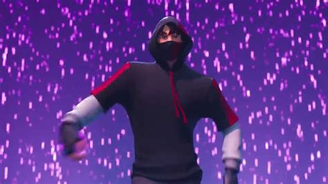 fortnite ikonik skin trailer youtube