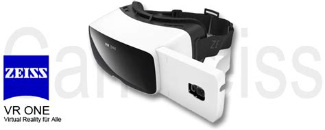 Carl Zeiss Vr One Carl Zeiss Vr One Reality F 252 R Alle Ab 99