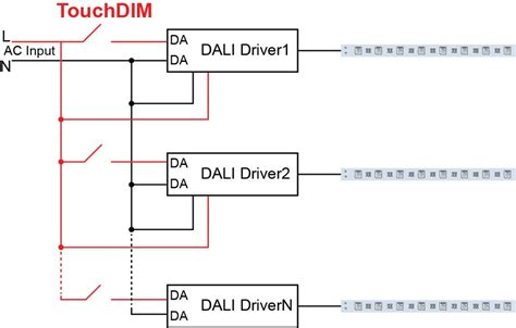 led dimming driver wiring diagram efcaviation