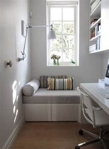 How To Decorate A Small Bedroom by 20 Modern Home Office For Small Space Ideas Home Design