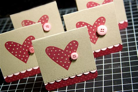Valentines Day Handmade Cards - 30 cool handmade card ideas for birthday and