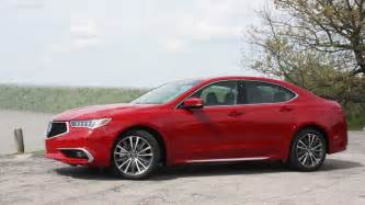 Acura Tlk 2018 Acura Tlx Release Date Price And Specs Roadshow