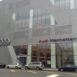 Audi Dealership Manhattan Audi Of Manhattan Hell S Kitchen New York Ny Yelp