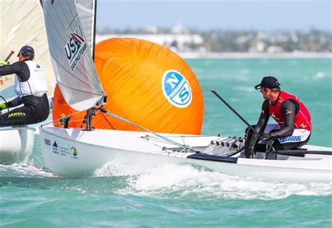 Cr Qq356 Medal Boat Marathon - world cup series miami day xs sailing