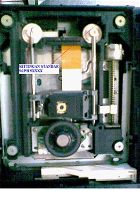 Pembersih Optik Dvd Tutorial Cara Memperbaiki Playstation 2 Ps2 Ahkabahaq