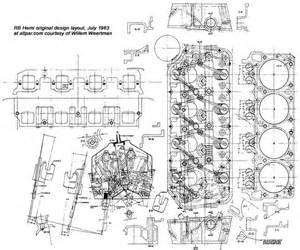 hemi engine layout race car blueprints hemi engine engine and cars
