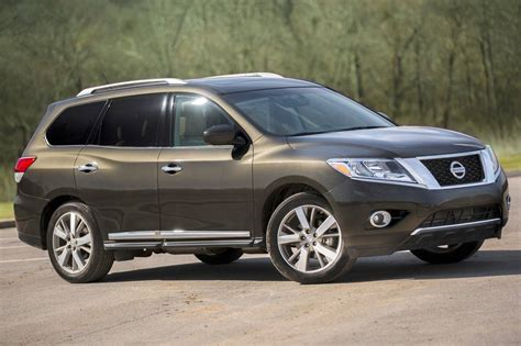 used nissan pathfinder used 2015 nissan pathfinder for sale pricing features