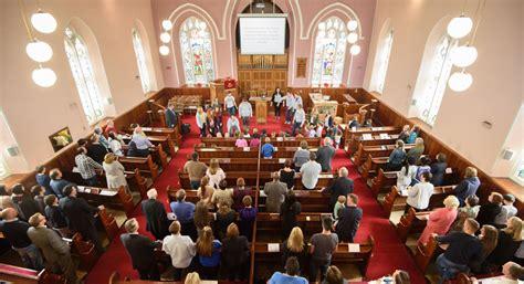 trinity church service times