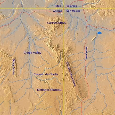 map of arizona mountain ranges 301 moved permanently