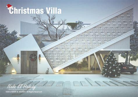 ideas villa the christmas villa design ideas
