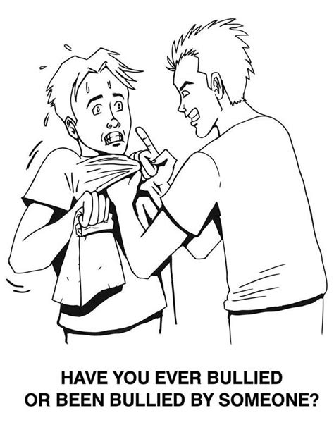 garden an coloring book books learn the early warning signs of bullying two row times