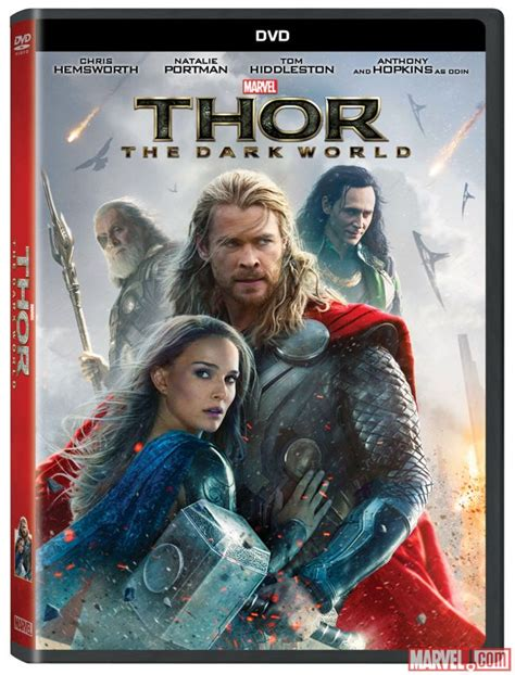 Dvd Original Thor The World Marvel thor the world dvd review nowuc
