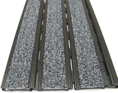 treadline grate mats are recessed inlaid mats american