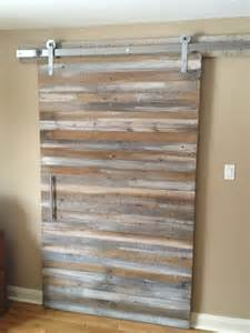 Modern Barn Door Pocket Doors Sliding Doors And Pine On