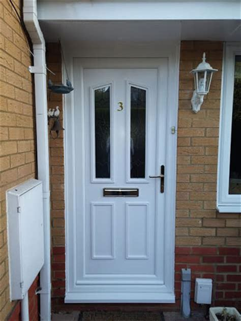 Upvc Front Doors Uk Solid Upvc Back Door