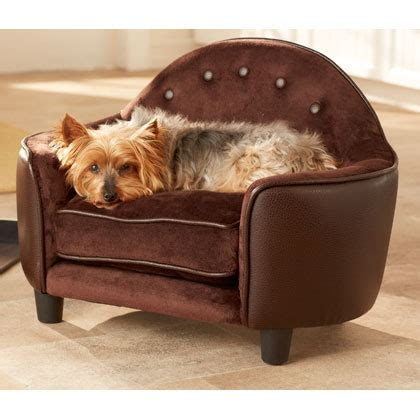 enchanted home pet ultra plush headboard pet beds