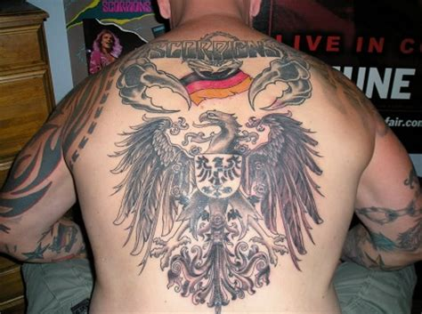 10 awesome german tribal tattoos only tribal