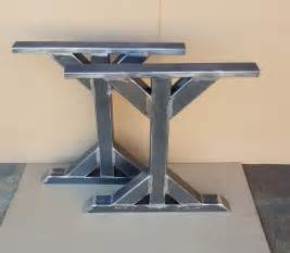 steel dining table legs 25 best ideas about metal table legs on diy