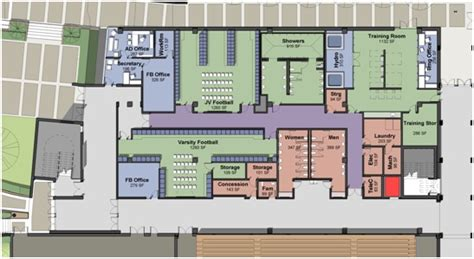 locker room floor plans new locker room facility everything you need to know