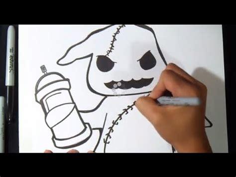 wie zeichnet man clown graffiti doovi