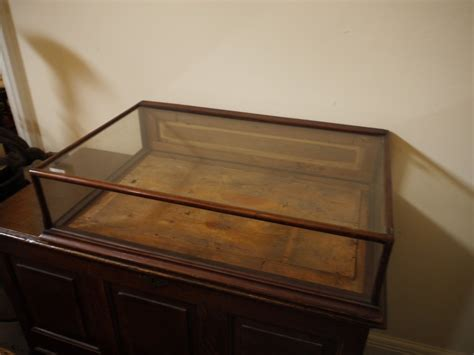 antique table top mahogany shop display 253205