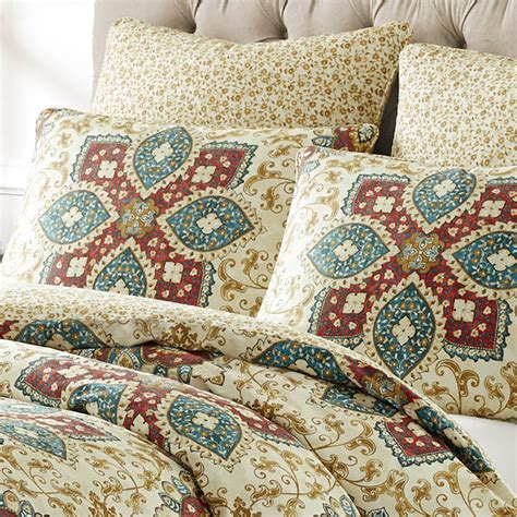 stone cottage bedding stone cottage flora comforter and duvet set from