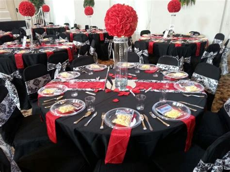 classic hollywood glamour hollywood events season style set girl old hollywood table setting sweet 16 party pinterest