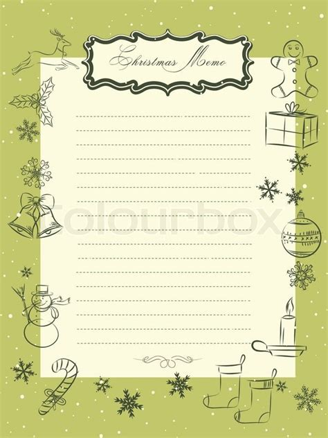 Vintage Memo Template Sign Up Sheets Lizardmedia Co