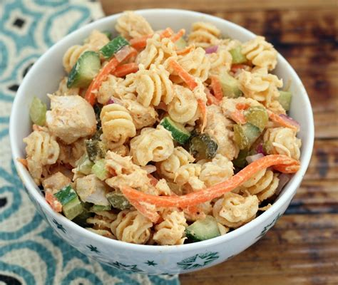 chicken pasta salad recipe chicken pasta salad with mayo