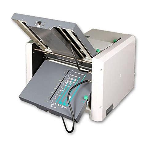 Industrial Paper Folding Machine - dynafold de 380 digital paper folding machine commercial