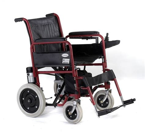 Kursi Roda Omega economic electric wheel chair toko alat kesehatan