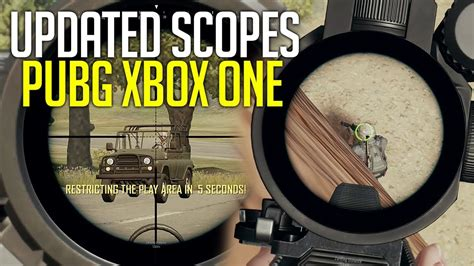 pubg test server xbox pubg xbox test server update new settings scopes more