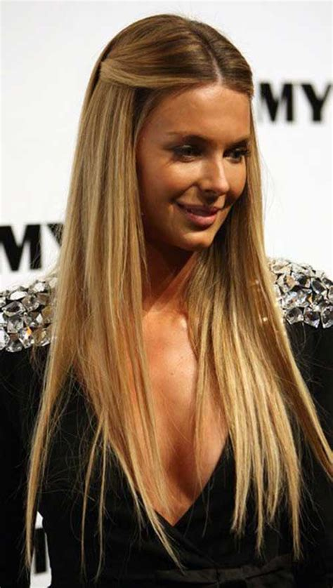 hairstyles for long straight hair pictures straight and long hairstyles for women long hairstyles