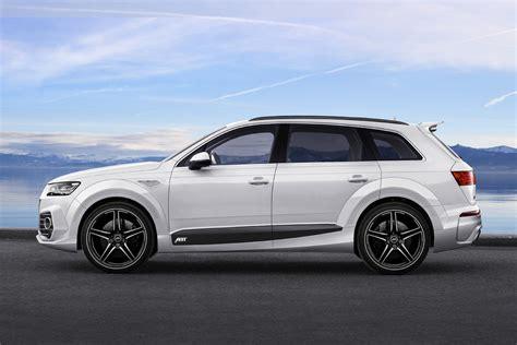 Audi Q7 Custom by Audi Q7 Custom Wheels Abt Fr 22x10 0 Et Tire Size 305