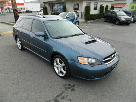 2005 Subaru Legacy Turbo by 2005 Subaru Legacy Awd 2 5 Gt Limited 4dr Turbo Wagon In