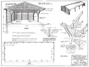 Free Pole Shed Plans by 153 Pole Barn Plans And Designs That You Can Actually Build