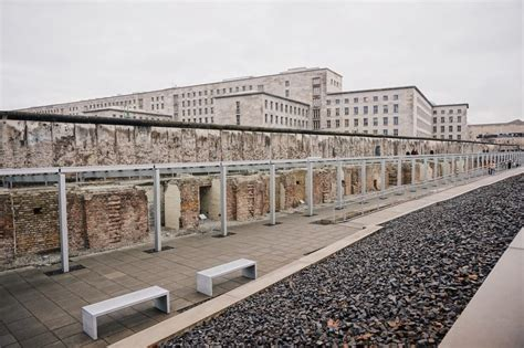 topography of terror inside the third reich topography of terror discovers