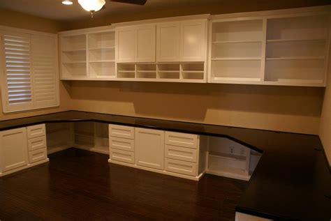 Built In Home Office Cabinets In Las Vegas Platinum Home