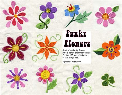 embroidery design in flower flowers embroidery images wallpapers background