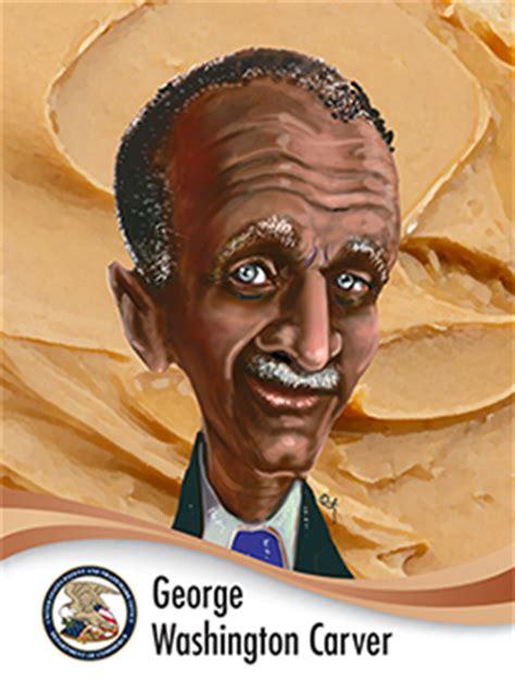 background of george washington carver uspto kids