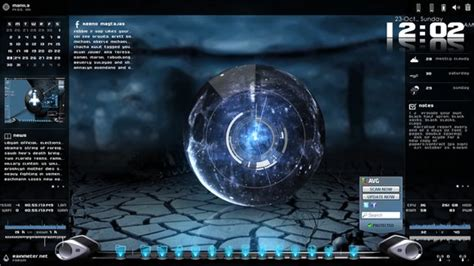 Best Home Design Tool by Rainmeter 3 1 Review Customize Your Desktop With Quot Smarter