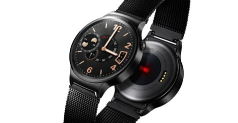 huawei delays launch   smartwatch  september
