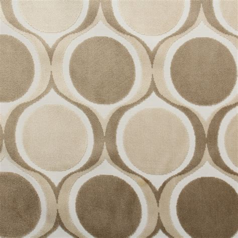 cut velvet upholstery designer dfs cut velvet large retro vintage circle spots