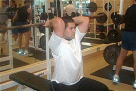 thumbless grip bench press accident the best tricep exercise ever