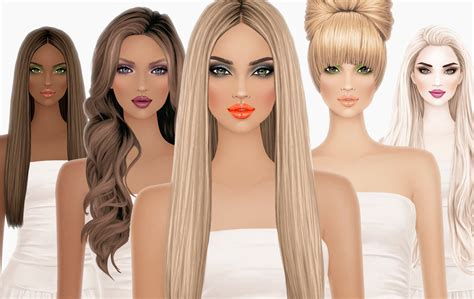 how do you unlock hairstyles on covet fashion andrea on twitter quot covetfashion i m in the 21