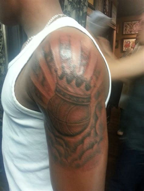 anthony tattoo designs best 25 basketball tattoos ideas on