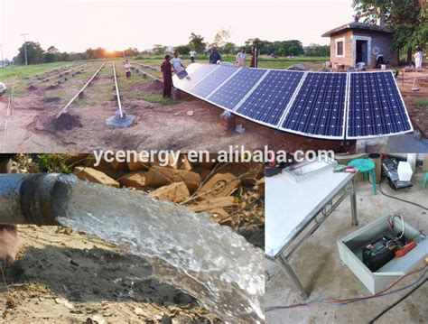 Pompa Air Mini Solar Cell indonesia sales solar energy system agriculture