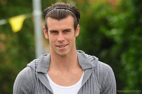 gareth bale new haircut gareth bale